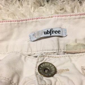 Free People Pants - 🇺🇸Cargo type UBFree 9 juniors